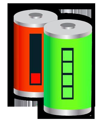 vida bateria portatil