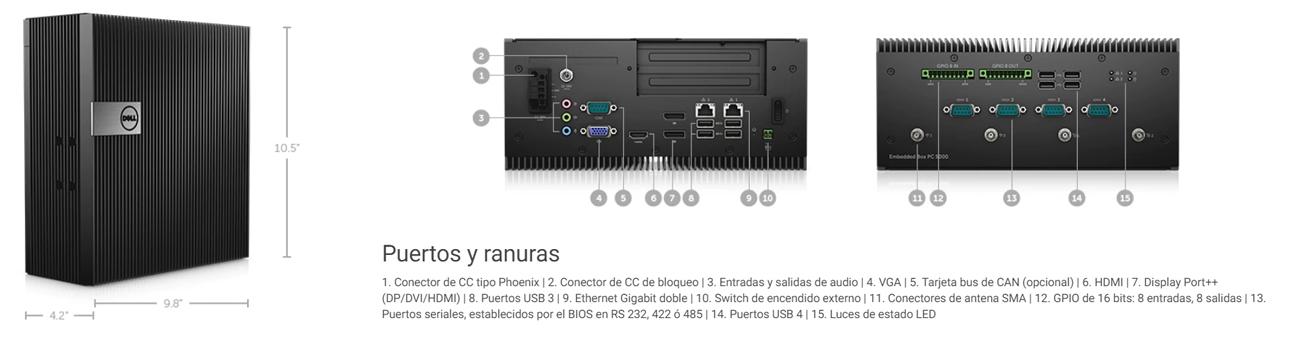 Dell Embedded Box 5000