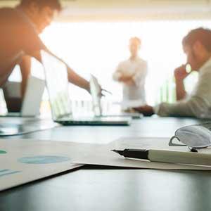 soluciones de gestión de negocio